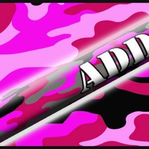 Pink Black Camo