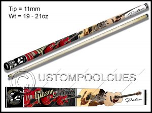 New Pool Cue