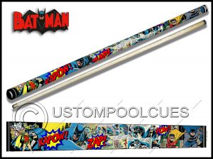 Batman Design Cue
