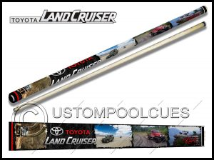 Land Cruiser Design Cue