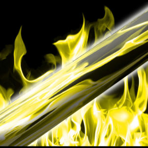 Yellow Flame